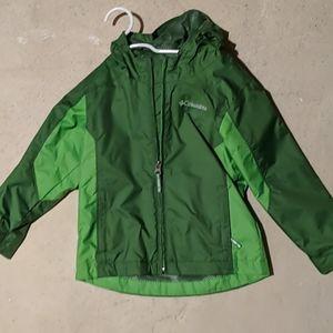 Boys 4t raincoat Columbia